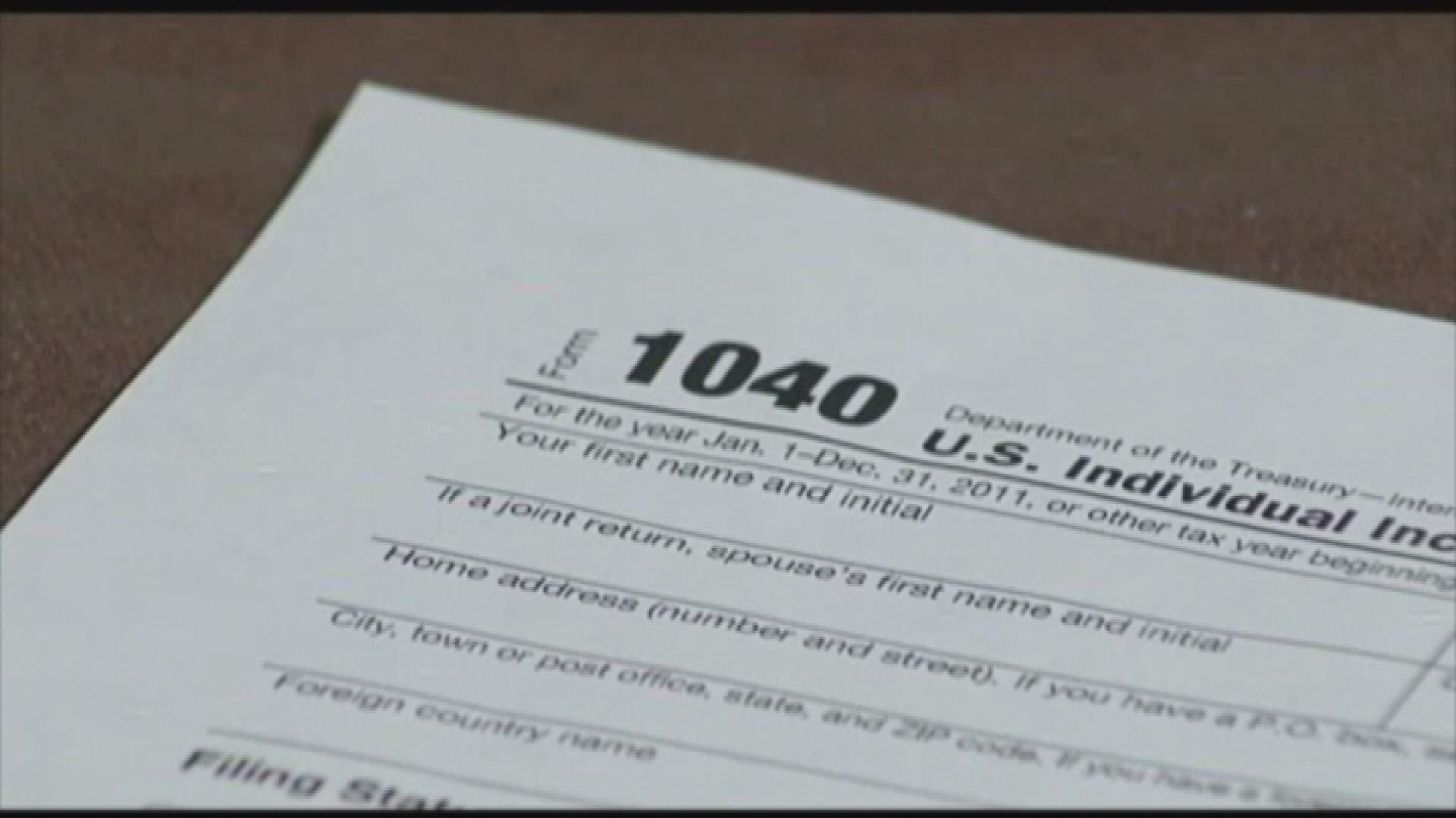 IRS computer provlems shut down tax e-file return