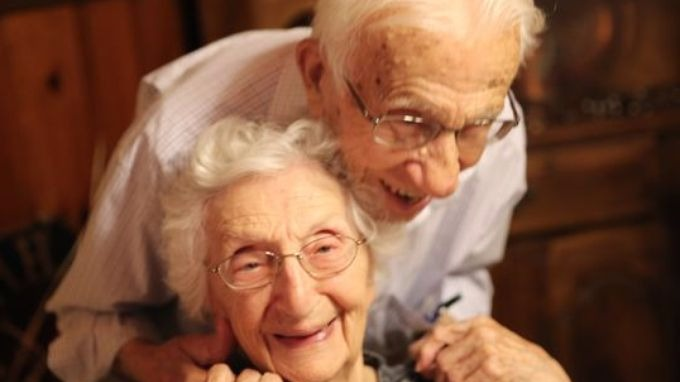 America's longest married couple to dish out love advice on Valentine's Day