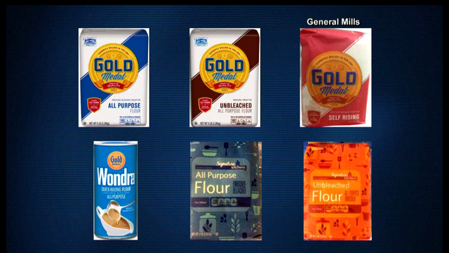 Gold Medal flour recall | just b.CAUSE