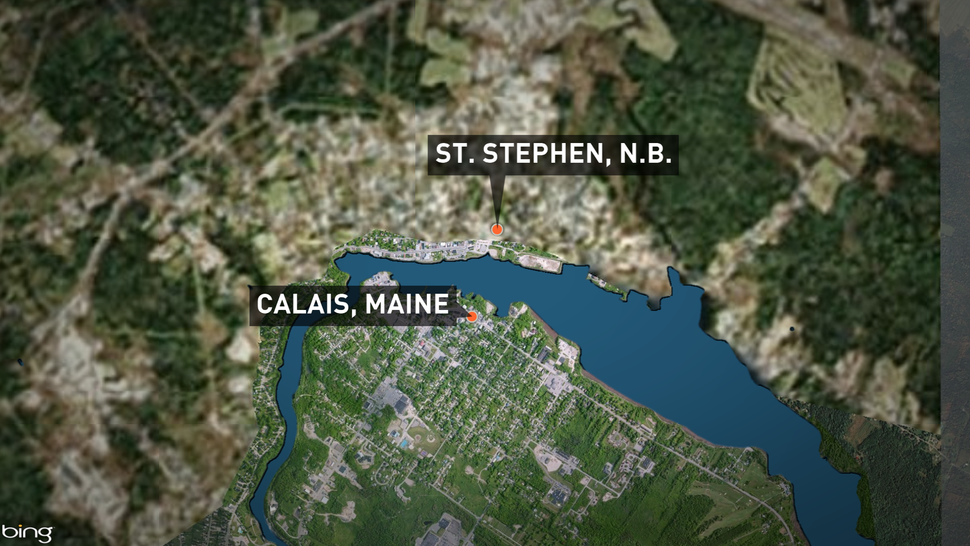 Maine Man Jailed For Floating To Canada On Air Mattress