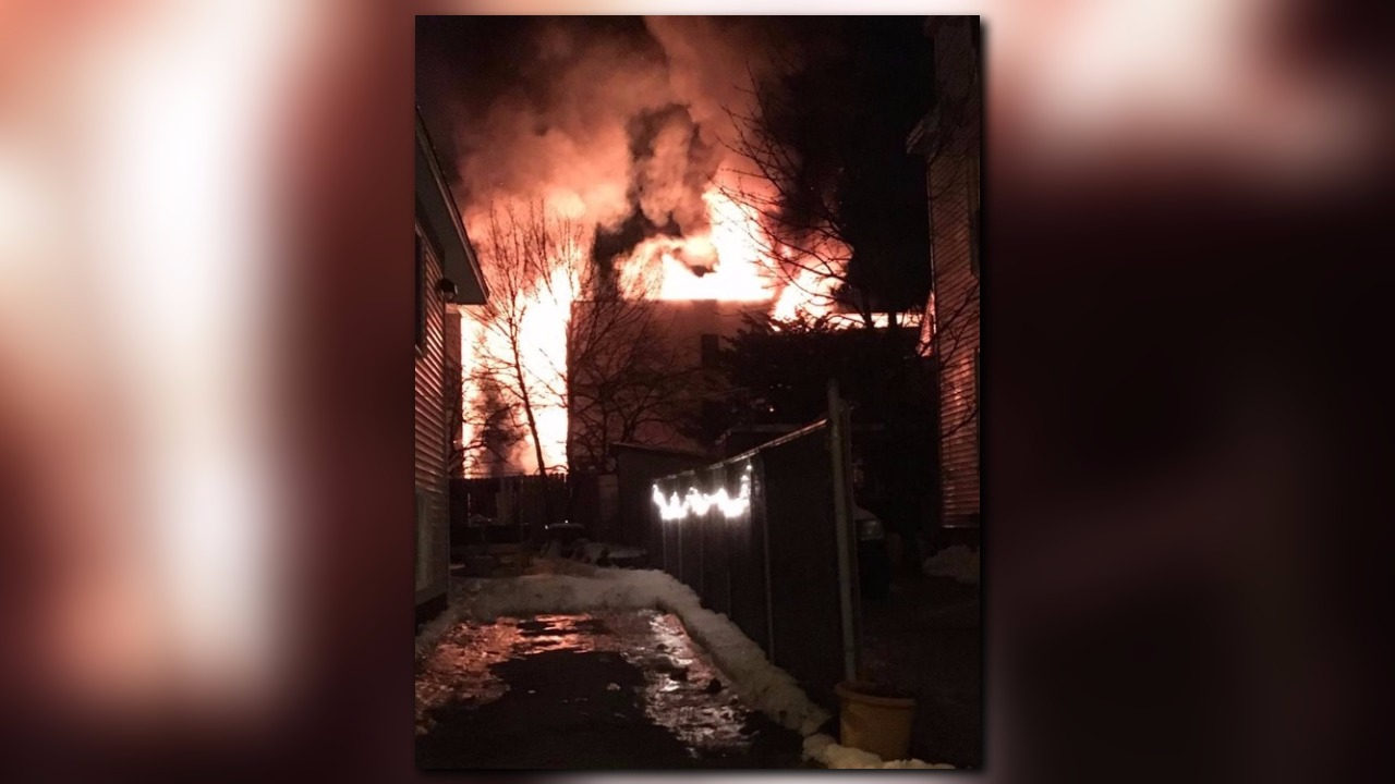 crews in portland respond to 3rd alarm fire on cumberland avenue