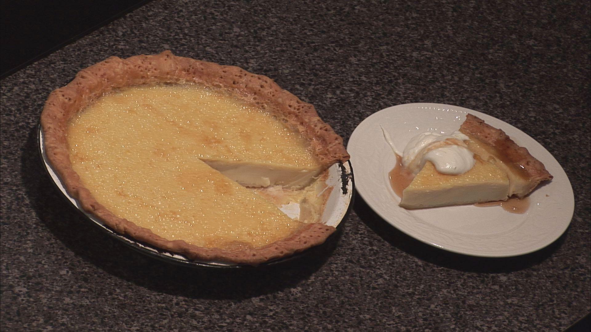 newscentermaine.com | Lynn Archer's maple cream pie