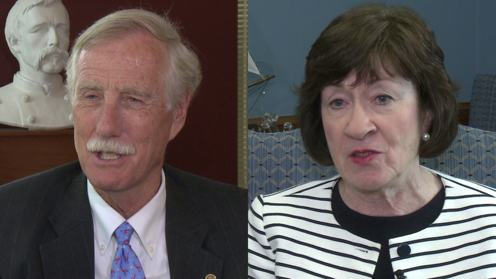 Maine senators in the thick of Russia probe | WCSH6.com
