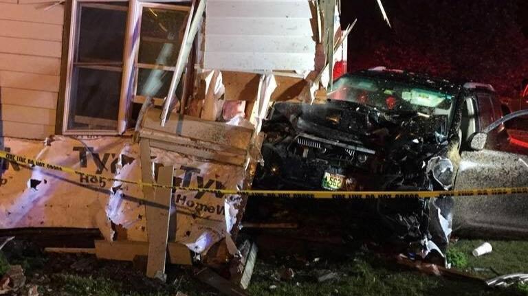 Car Crash Arundel